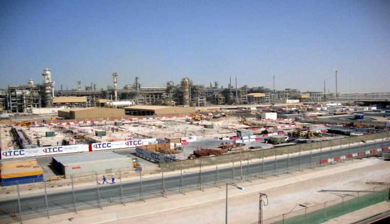 RASGAS Warehouse Facilities Expansion Project | ITCC